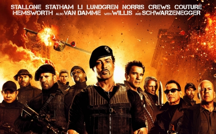 The Expendables 2 2012 Movie