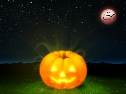 The Great Pumpkin Wallpaper Halloween Holidays