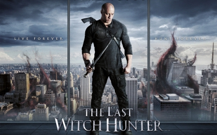 The Last Witch Hunter Vin Diesel