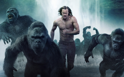 The Legend of Tarzan 4K