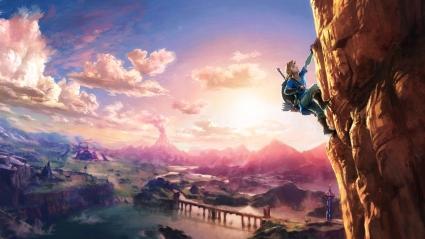 The Legend of Zelda Breath of the Wild 2017