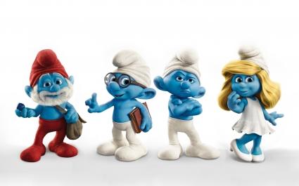 The Smurfs 2011 Movie