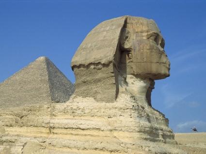 The Sphinx Wallpaper Egypt World