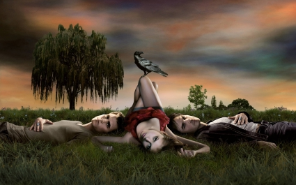 The Vampire Diaries TV series 2010