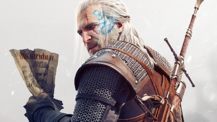 The Witcher 3 Hearts of Stone Geralt
