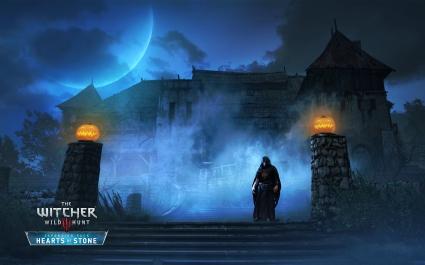 The Witcher 3 Wild Hunt Caretaker