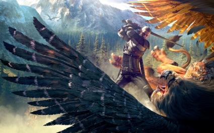 The Witcher 3 Wild Hunt Gameplay