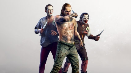 The Witcher 3 Wild Hunt Joker Gang