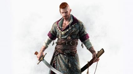 The Witcher 3 Wild Hunt Olgierd