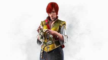 The Witcher 3 Wild Hunt Shani