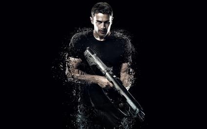 Theo James Four Insurgent