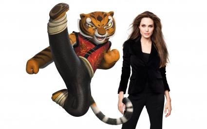 Tigress Angelina Jolie