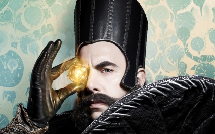 Time Alice Through the Looking Glass