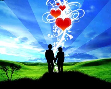 Together Our Love Lives