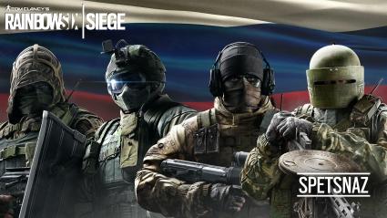 Tom Clancy's Rainbow Six Siege Spetsnaz