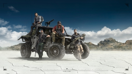 Tom Clancys Ghost Recon Wildlands Game