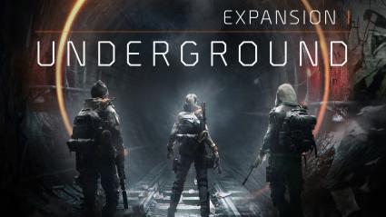 Tom Clancys The Division Underground DLC