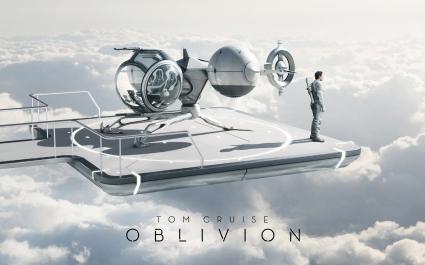 Tom Cruise Oblivion Movie