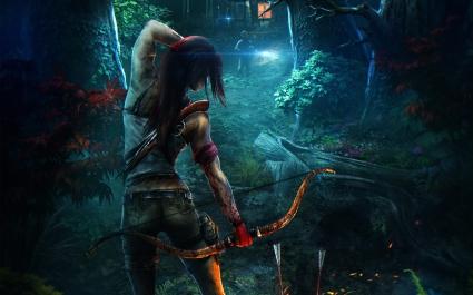 Tomb Raider Quest