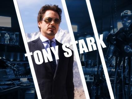Tony Stark Wallpaper Iron Man Movies