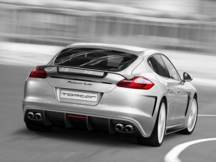 TopCar Porsche Panamera Stingray Wallpaper Porsche Cars