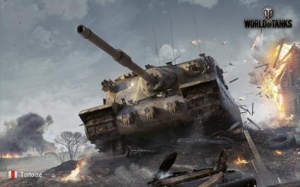 Tortoise World of Tanks