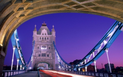 Tower Bridge London England