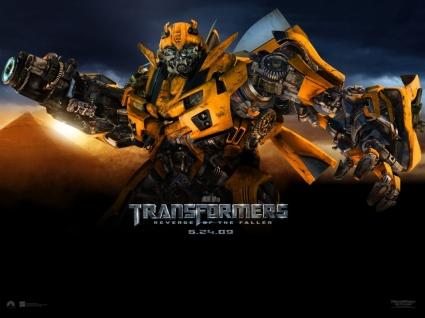 Transformers 2 Bumblebee Wallpaper Transformers 2 Movies