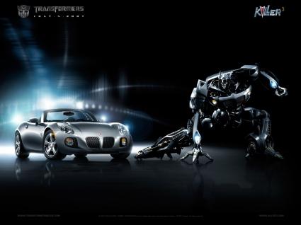 Transformers Jazz