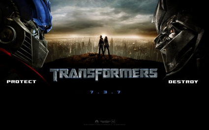 Transformers movie Wallpaper Transformers Movies