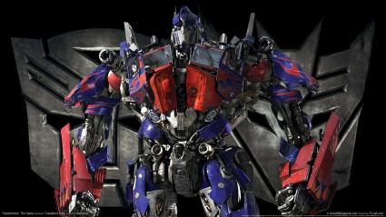 Transformers Optimus Prime Game