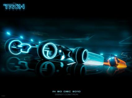 Tron Legacy Light Battle
