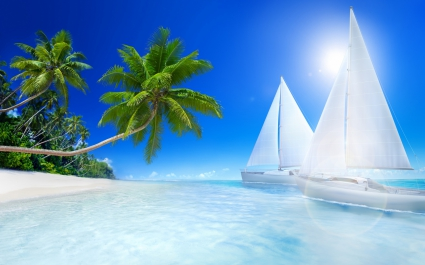 Tropical Beache