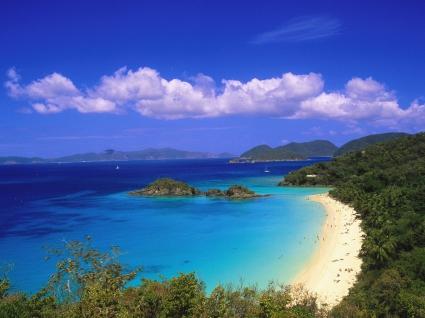 Trunk Bay US Virgin Islands