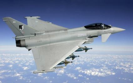 UK  Air Force Typhoon ZJ930