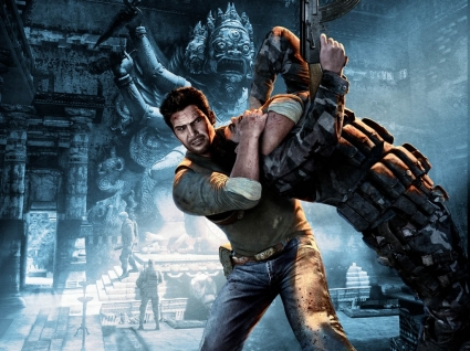 Uncharted 2 Among Thieves Wallpaper Other Games Games
