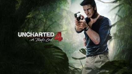 Uncharted 4 A Thief's End 2016