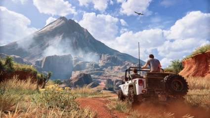 Uncharted 4 A Thiefs end PS4 Game