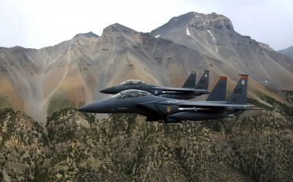 US Airforce War Planes