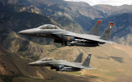 US Military Fighters