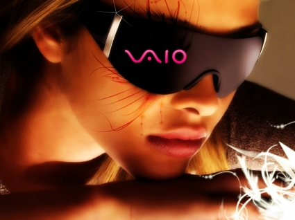 Vaio Girl Wallpaper Sony Vaio Computers