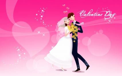 Valentine Day Love Dance