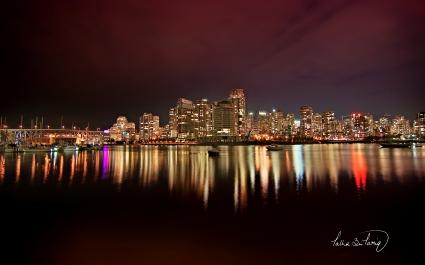 Vancouver City Nights