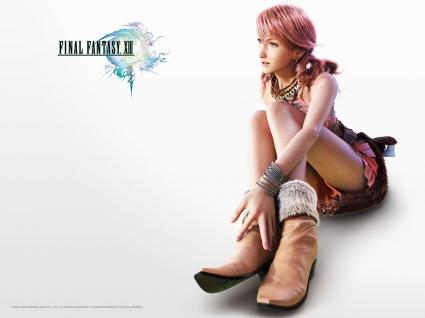Vanille in Final Fantasy