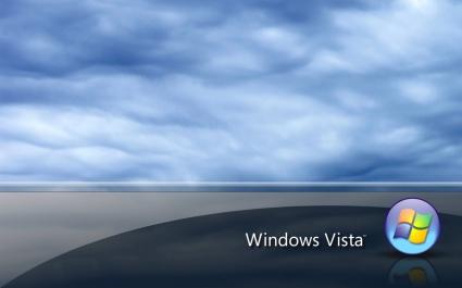 Vista Sky Desktop Wallpaper Windows Vista Computers