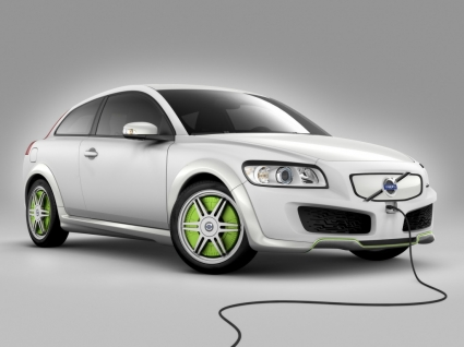 Volvo ReCharge Concept 2007 Wallpaper Volvo Cars