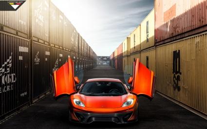 Vorsteiner McLaren 12C MP4 VX