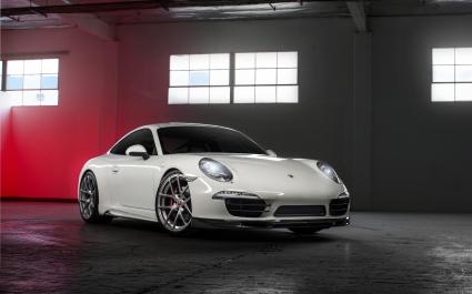 Vorsteiner Wheels Porsche 911