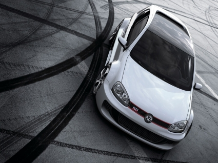 VW Golf GTI W12 Wallpaper Volkswagen Cars