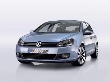 VW Golf VI Wallpaper Volkswagen Cars